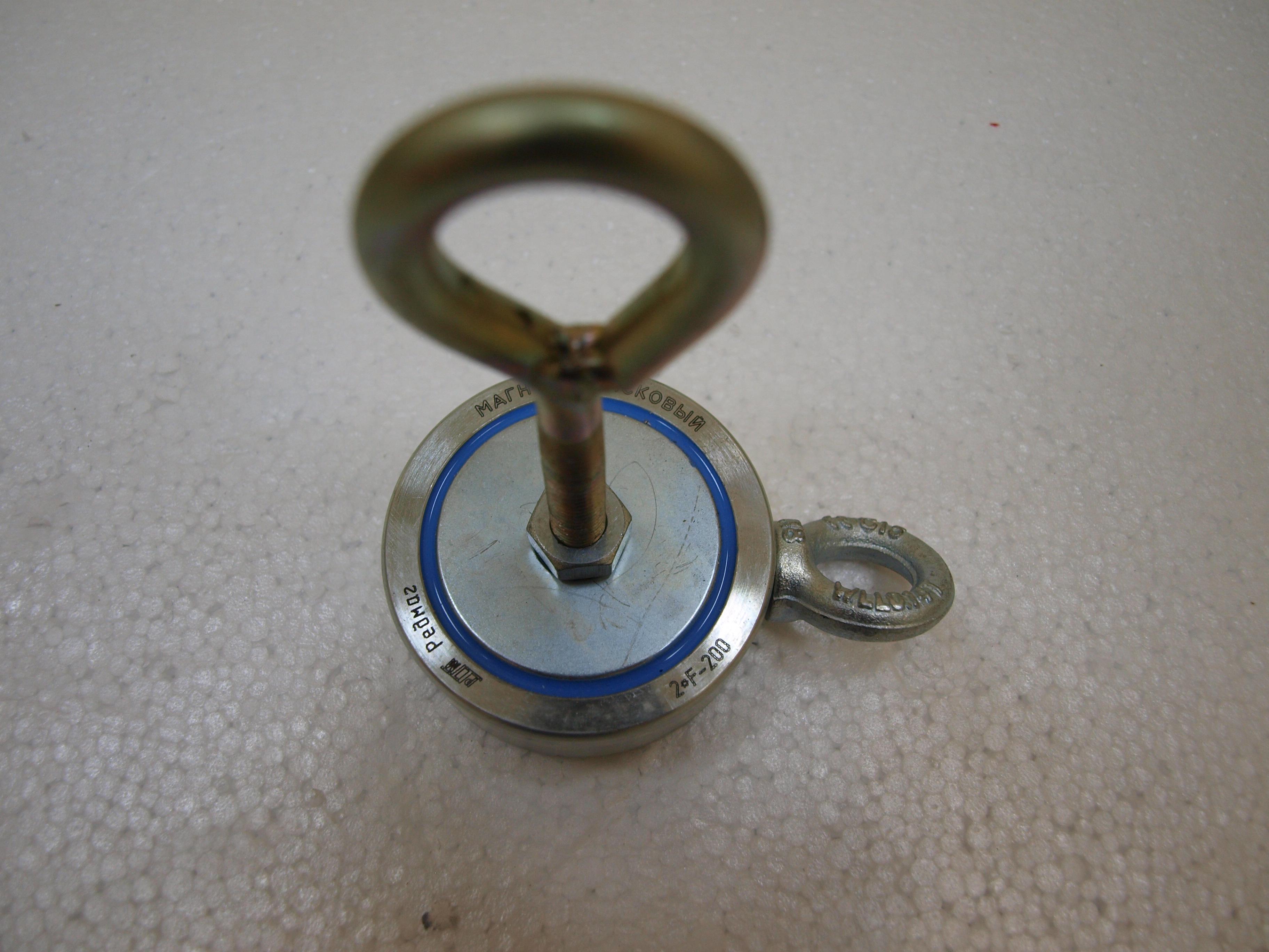 Купить поисковый магнит редмаг f200*2 на торговой площадке a.
