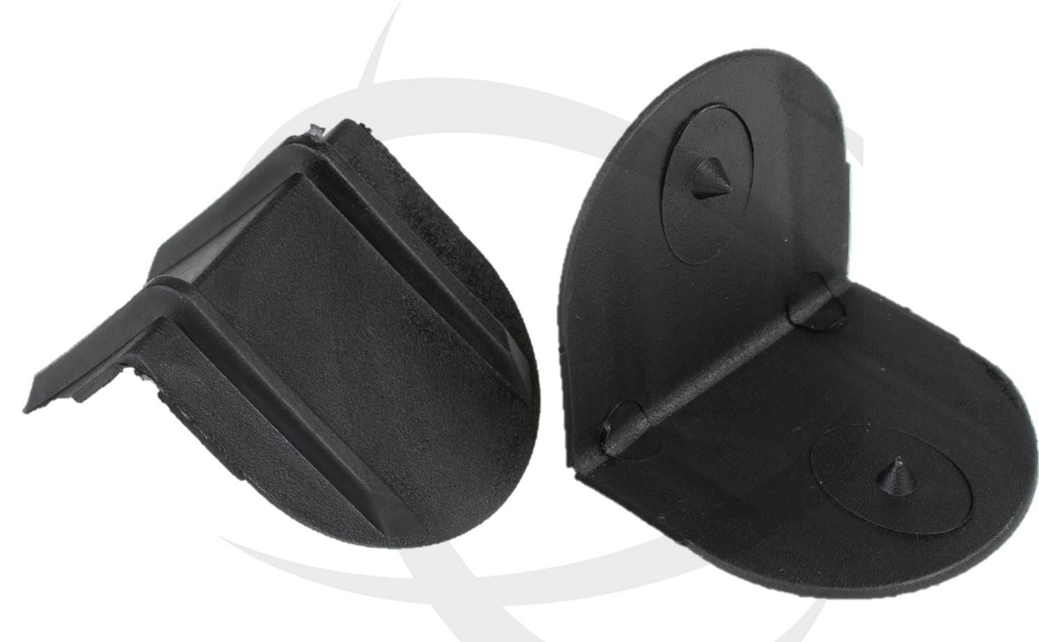Защитный уголок 65 мм круглый