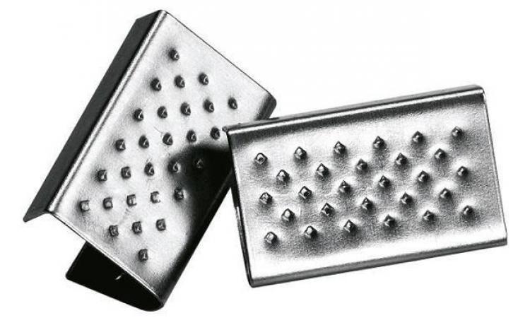 Скоба металлическая усиленная 19 мм