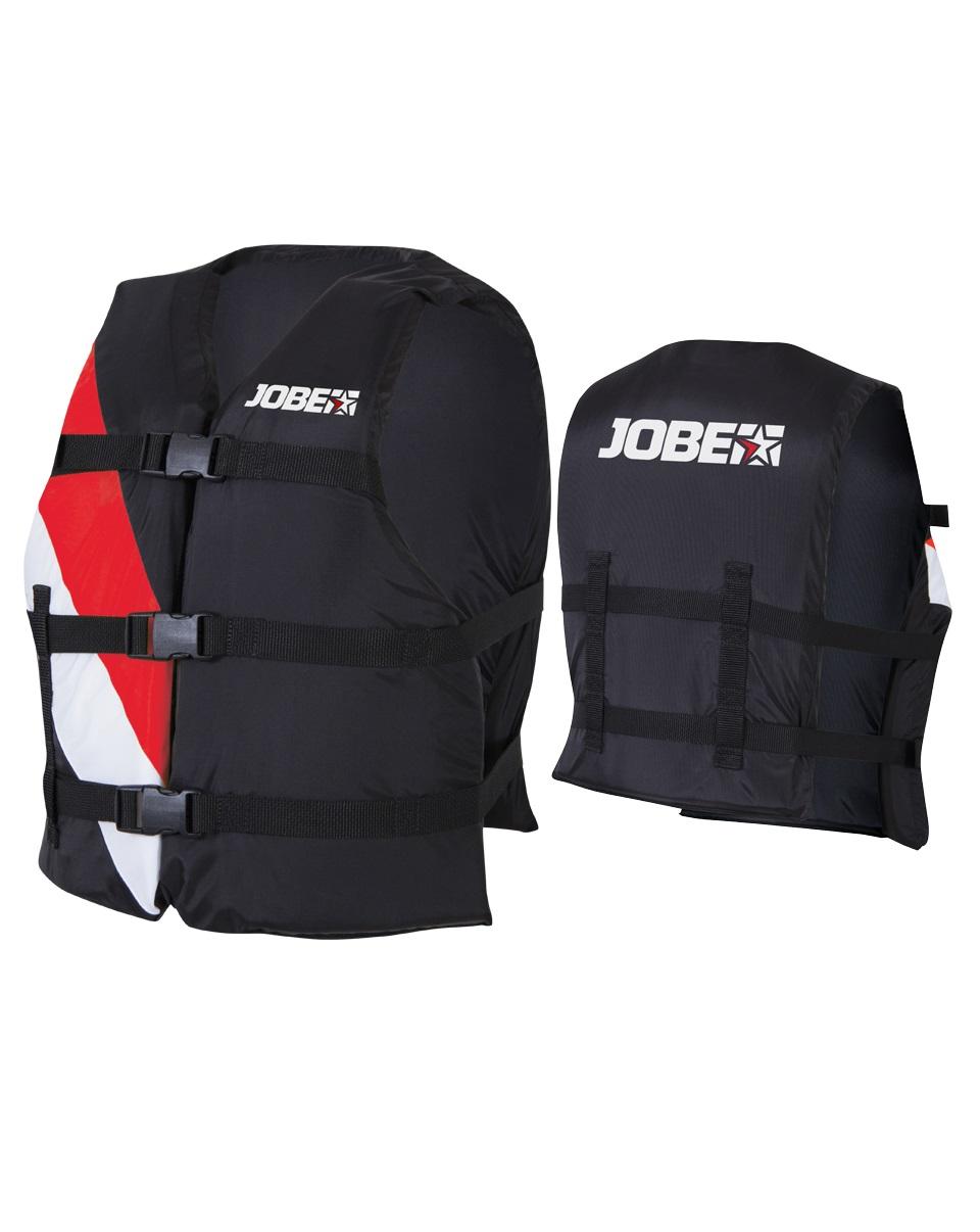 Страховочный жилет Jobe Universal Vest Red ISO 240411006