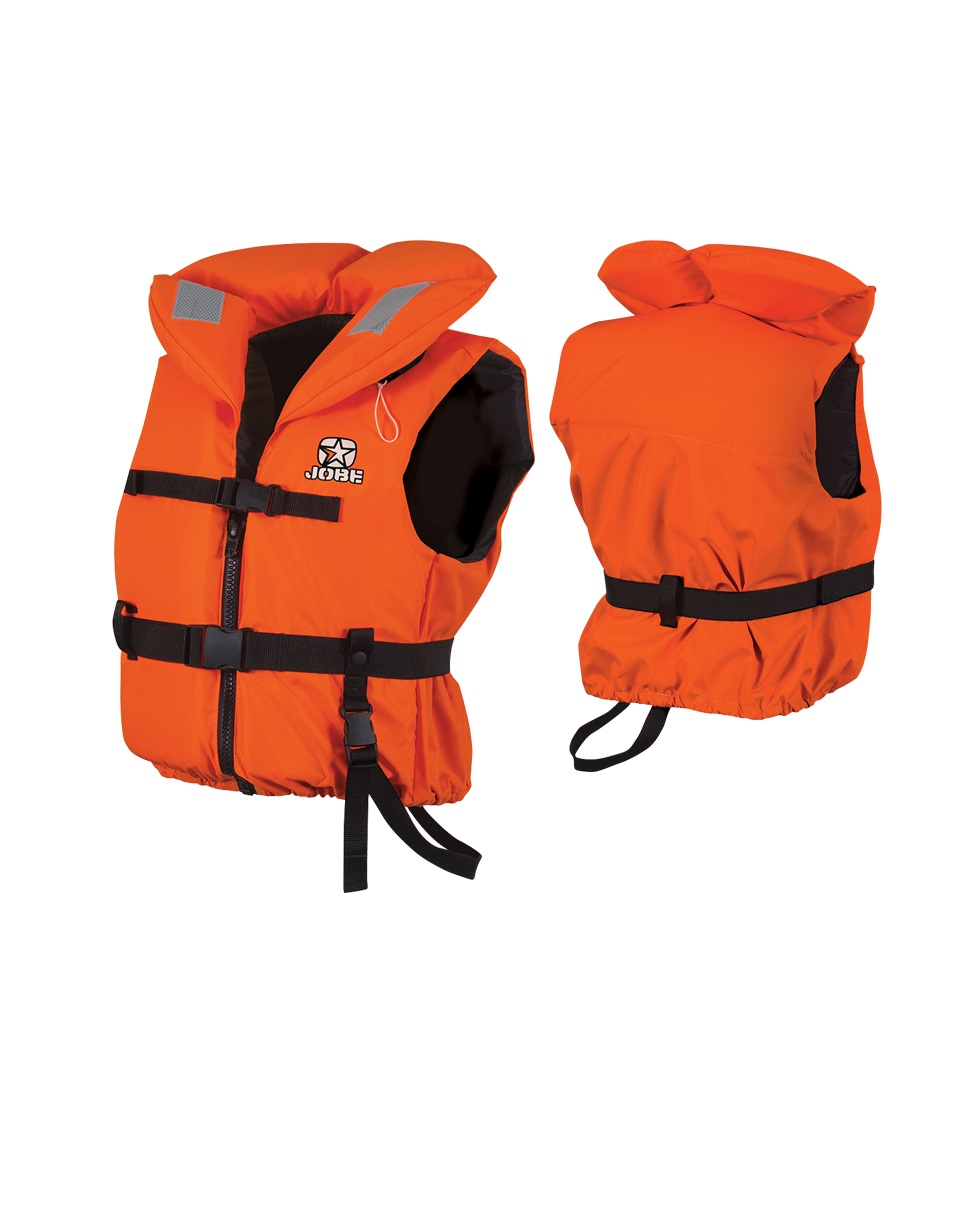Страховочный жилет Jobe Comfort Boating Vest Orange ISO 240312001-XL