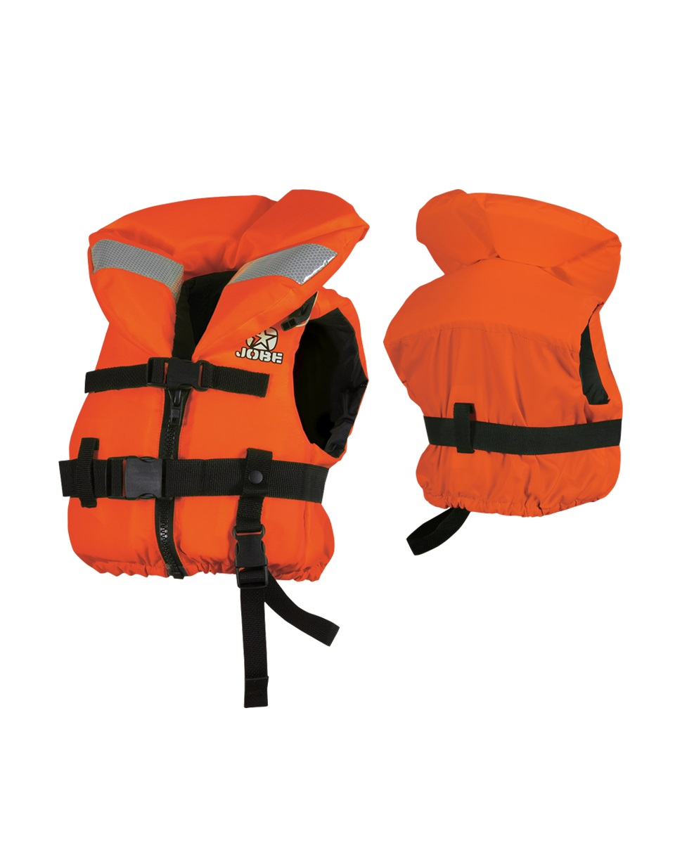 Страховочный жилет Jobe Comfort Boat. Vest Youth Orange ISO 240312003-3XS-2XS