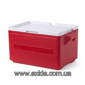 Термобокс Coleman Cooler 48 Can Stacker - Red C004