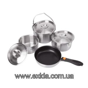 Набор посуды Kovea All-3PLY Stainles Cookware